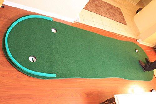 Big Moss Augusta Putting Green - 4 x 12 Feet