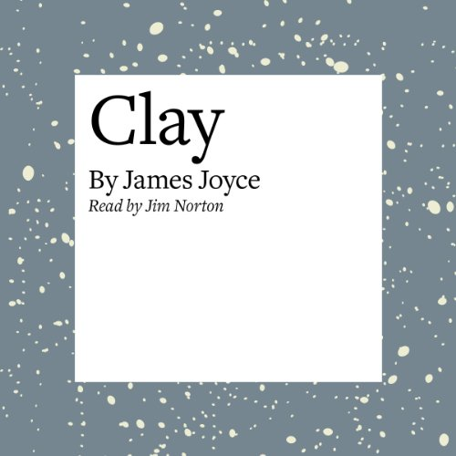 Clay audiobook cover art
