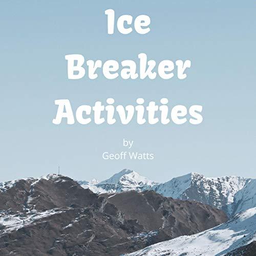 Ice Breaker Activities  By  cover art
