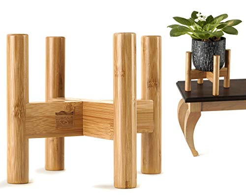 Mini Plant Stand for Indoor Plants, Match Small Planter Pots...