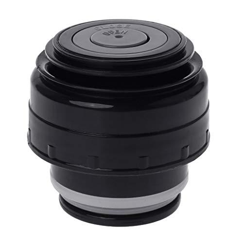 XXguang 5,2-7,5 Cm Isolierflasche Deckel Thermoskanne Abdeckung Tragbare Universal Travel Mug Zubehör