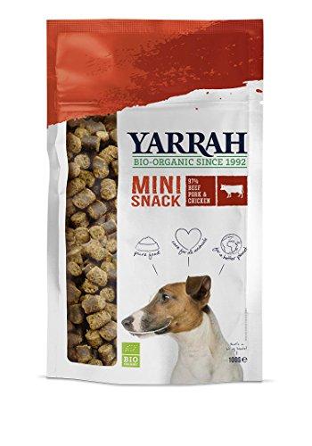 YARRAH Bio Snack Mini Bites, Confezione da (10X 100G)