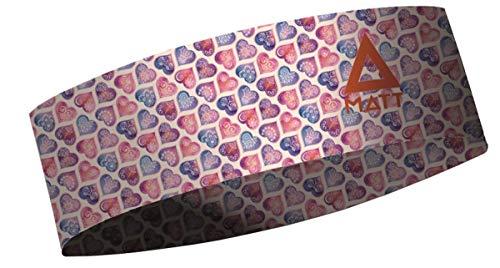 MATT - Narrow Headband - Unisex schmales Sommerstirnband, Farbe MA:LovelyVintage