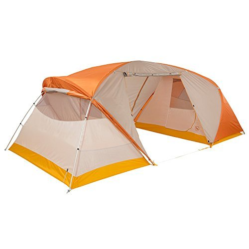 Big Agnes Wyoming Trail 4 tent Orange Fog 4 personen by Big Agnes