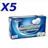 X100 Fogli Profumati Per Asciugatrice Profuma Ammorbidente Deodorante