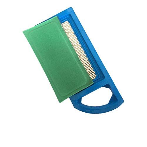 FLAMEER Filtre à air avec Pré-Filtre Accessoire de Tondeuse à Gazon