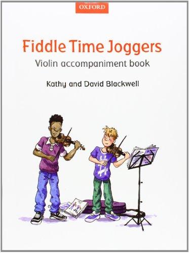 Fiddle Time Joggers Violin Accompaniment Book