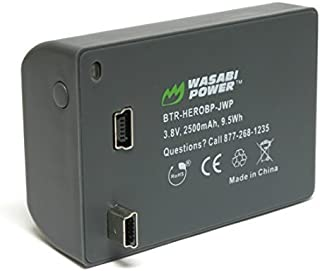 Wasabi Power Extended Battery for GoPro HERO [並行輸入品]
