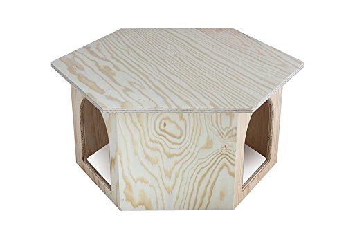 Elmato 12892 Niche hexagonale pour rongeurs