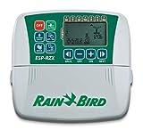 Rain Bird Programador de riego de 4 estaciones ZRZ004E - ESP-RZXe de uso en interiores. Compatible con módulo estándar Wifi LNK. Incluye transformador y manual de instrucciones.