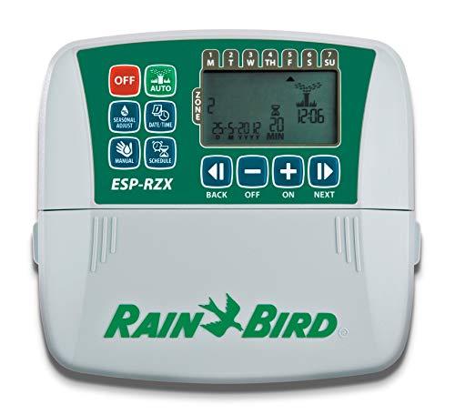 Rain Bird Programador de riego de 4 estaciones ZRZ004E - ESP-RZXe...