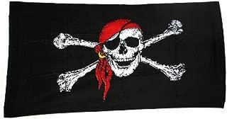 Ruffin Flag Company Pirate Beach Towel