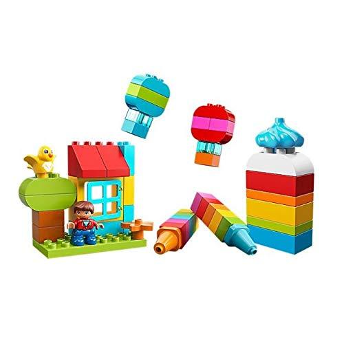 LEGO DUPLO: Creative Fun 120 Piece Building Brick Set 10887 - Preschool Toy