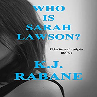 Who Is Sarah Lawson? audiobook cover art