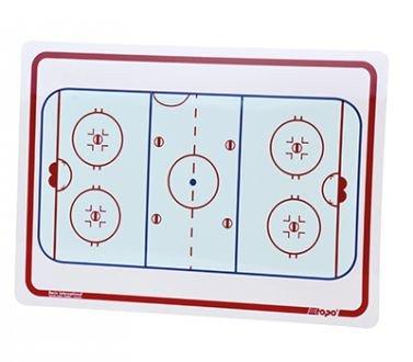 BERIO Coach Taktiktafel klein 37 x 25 cm