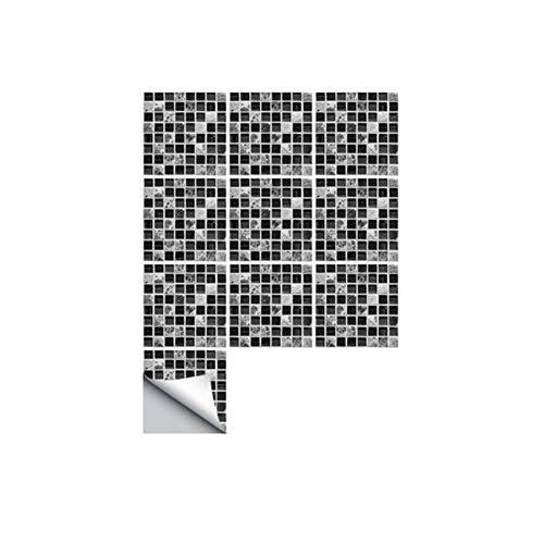 Pegatinas Azulejos 3D Autoadhesivo Impermeable Etiqueta