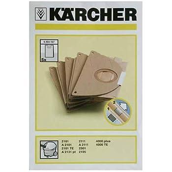 Kärcher 6.904 167.0 Sacs pour aspirateur 2101 |