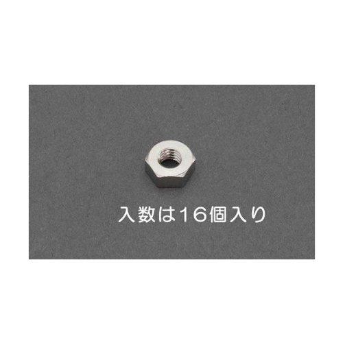 M 5 六角ナット 1種(真鍮製/16個) EA949LT-750