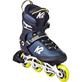 K2 Skates Herren Inline Skate Freedom M — Blue - Yellow — EU: 46 (UK: 11 / US: 12) — 30E0341