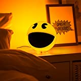Pacman Z884195 Lampe Pac-Man mit Sound, Mehrfarbig