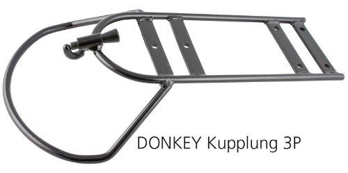 Pletscher Kupplung für Donkey Classic - Fahrradanhänger von Winther