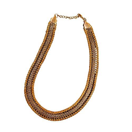 JewelryGift latn chapado en oro