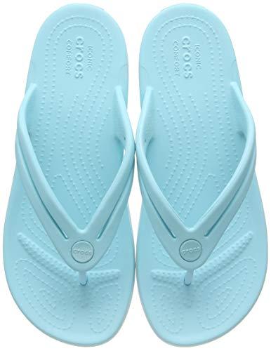 crocs Women's Crocband Flip Flop | Slip On Water Shoes | Casual Summer Sandal