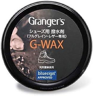 Grangers(グランジャーズ) シューズ撥水剤 G-ワックス 04839