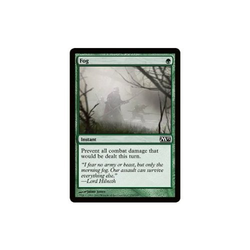 Magic: the Gathering - Fog (172) - Magic 2013