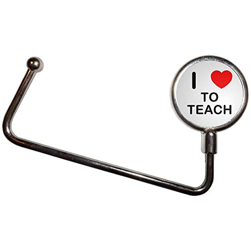 I Love to Teach - Sac à Main Table de Crochets de Suspension