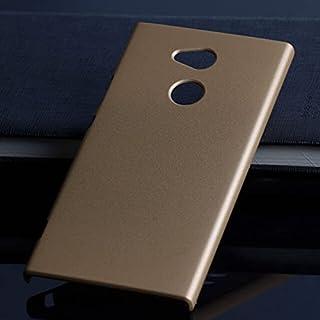 حافظة وأغطية هاتف - غطاء كوكي 6.0 لهاتف إكسبيريا Xa2 ألترا لهاتف إكسبيريا Xa2 Xa 2 Ultra Dual H4213 H4233 H3213 H3223 (ذهب...
