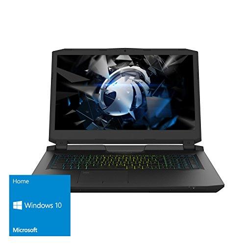"""Gaming Notebook [181171] Intel i7 4x2.5GHz, 43.9cm(17.3""""), 16GB DDR3, SSD EVO + 1TB, Geforce GTX 880M 8GB, Windows 7"""
