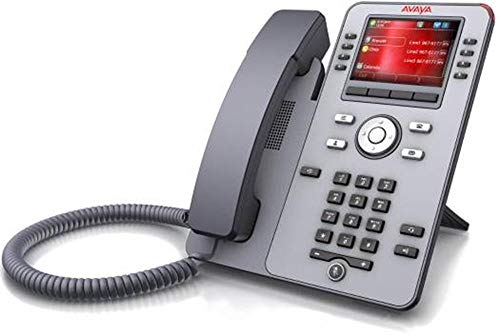 Avaya J179 700513569 24 Key Self-Labeling Color Gigabit VoIP Telephone