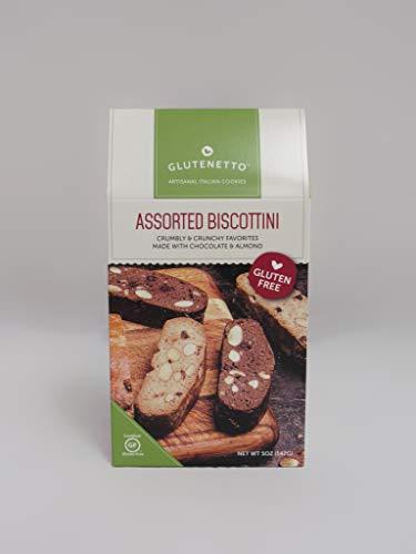 Gluten Free Assorted Biscottini 6pk of 5oz