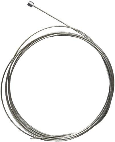 Shimano Y60098100, Set 10 Cavi Cambio, Nero, 1.2 x 2100 mm