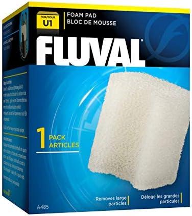 12 Pack Podoy Foam Filter for Fluval U4 Filter Good for Freshwater Marine Environments