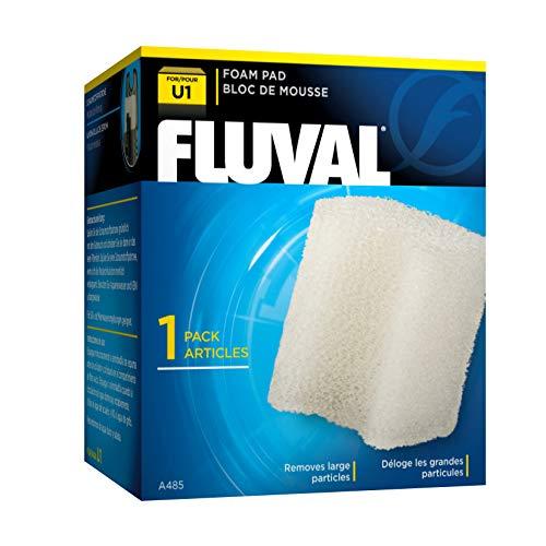 Fluval Mousse pour U1 Filtre Intérieur pour Aquariophilie