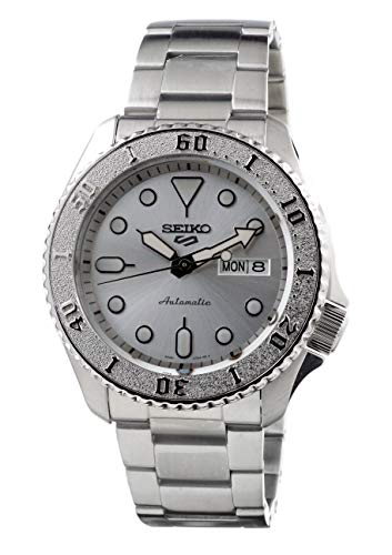 Seiko Mens 5 Sports Bracelet Watch SRPE71K1