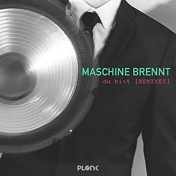 Du Bist (Remixes)