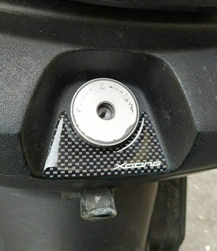 3D-Schutzschlüsselbereich für Scooter-kompatibles KYMCO XCITING 250-300 - 500