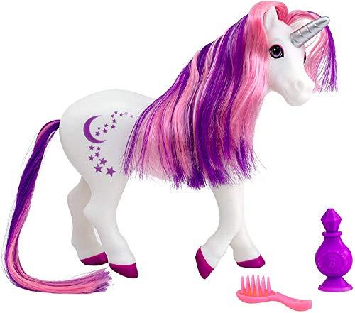 Breyer Horses Color Changing Bath Toy | Luna The Unicorn | Purple / Pink /...