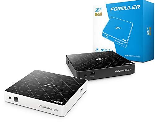 FORMULER Z7+ 5G WiFi - 4K UHD - Negro
