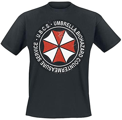 Camiseta Resident Evil UBCS Vintage XL