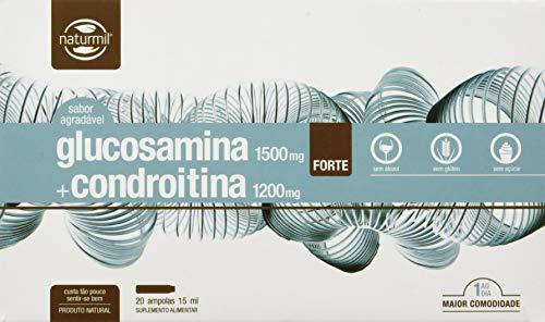 Dietmed Glucosamina 1500Mg.+Condroitina 1200Mg Forte 20 Ampolas - 1 unidad
