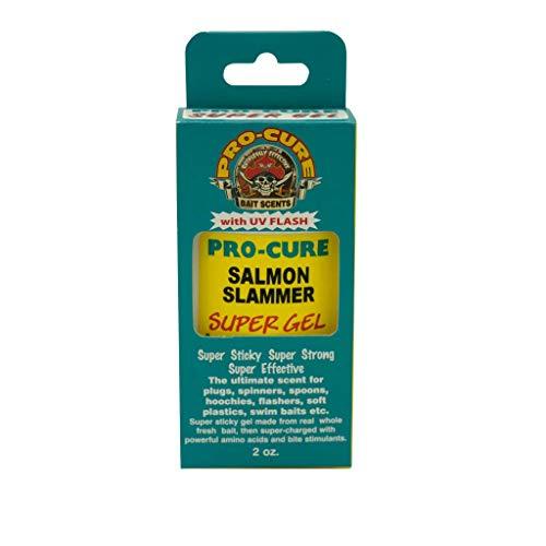 Pro-Cure Salmon Slammer Super Gel, 2 Ounce