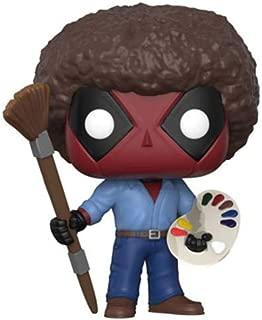 Funko POP! Marvel: Deadpool Playtime- Bob Ross