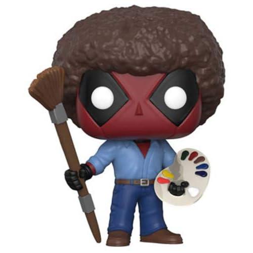 c26199dad18 Funko POP! Marvel  Deadpool Playtime- Bob Ross