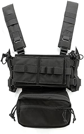 Same day shipping Wargame Body Armored Cheap super special price Tactical Vest Attach Shotgun Pouch Magazine