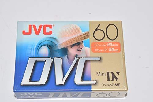 JVC MDV60DU JVC 60 Min Minidv Tape (Discontinued by Manufacturer)