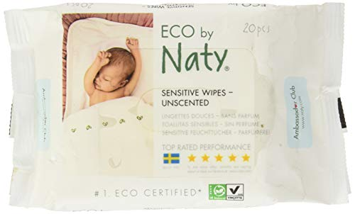 Nature Babycare - Toallitas desechables